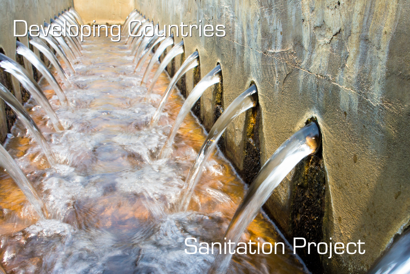 sanitation project developing countries image